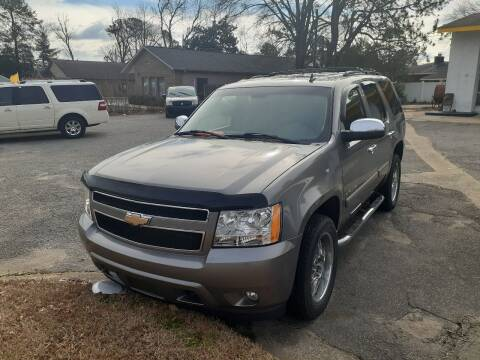 2007 Chevrolet Tahoe for sale at PIRATE AUTO SALES in Greenville NC