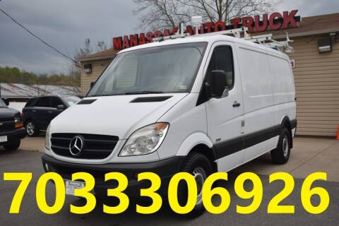 2011 Mercedes-Benz Sprinter Cargo for sale at MANASSAS AUTO TRUCK in Manassas VA