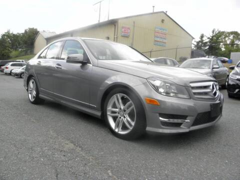 2013 Mercedes-Benz C-Class for sale at Dream Auto Group in Dumfries VA