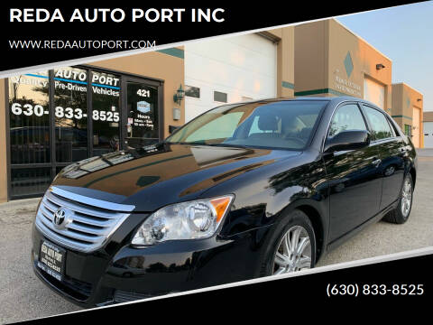 2008 Toyota Avalon for sale at REDA AUTO PORT INC in Villa Park IL