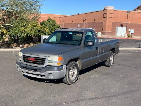 2003 GMC Sierra 1500 for sale at San Tan Motors in Queen Creek AZ