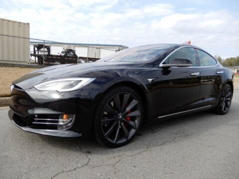 2016 Tesla Model S for sale at United Traders Inc. in North Little Rock AR