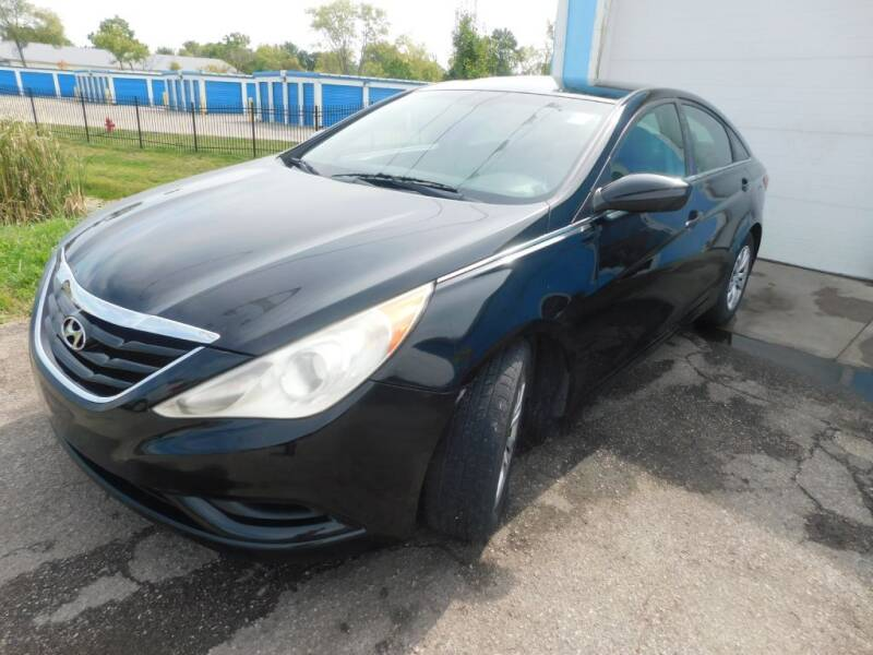 2011 Hyundai Sonata for sale at Safeway Auto Sales in Indianapolis IN