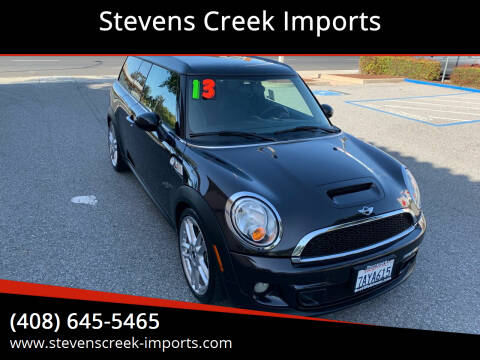 2013 MINI Clubman for sale at Stevens Creek Imports in San Jose CA