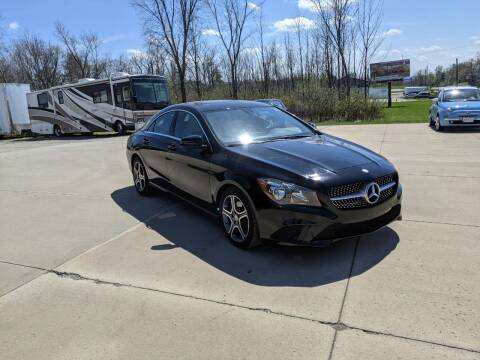 2014 Mercedes-Benz CLA for sale at Nationwide Auto Works in Medina OH