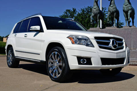 2010 Mercedes-Benz GLK for sale at European Motor Cars LTD in Fort Worth TX