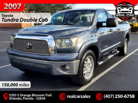 2007 Toyota Tundra for sale at Real Car Sales in Orlando FL