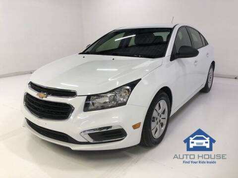 2016 Chevrolet Cruze Limited for sale at AUTO HOUSE PHOENIX in Peoria AZ
