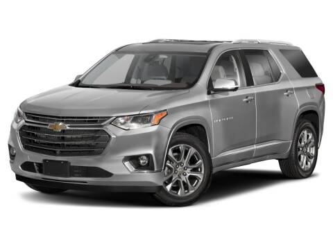 2021 Chevrolet Traverse for sale at Show Low Ford in Show Low AZ
