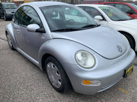 2001 Volkswagen New Beetle for sale at 51 Auto Sales Ltd in Portage WI