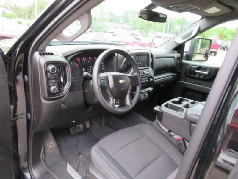 2020 Chevrolet Silverado 2500HD for sale at Aztec Motors in Des Moines IA