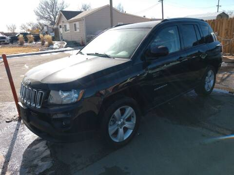 2016 Jeep Compass for sale at One Stop Automotive in Commerce City CO