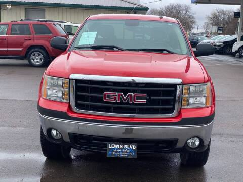 2007 GMC Sierra 1500 for sale at Lewis Blvd Auto Sales in Sioux City IA