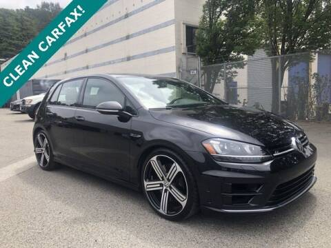 2016 Volkswagen Golf R for sale at Toyota of Seattle in Seattle WA
