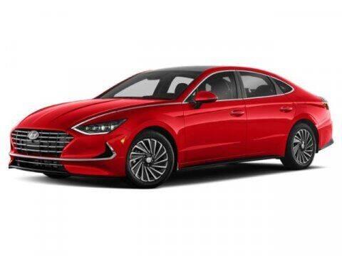 2021 Hyundai Sonata Hybrid for sale at City Auto Park in Burlington NJ