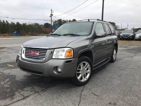2006 GMC Envoy for sale at CAR STOP INC in Duluth GA