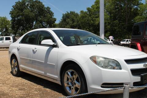 2009 Chevrolet Malibu for sale at Abc Quality Used Cars in Canton TX