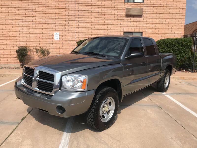 2006 Dodge Dakota for sale at Freedom  Automotive in Sierra Vista AZ