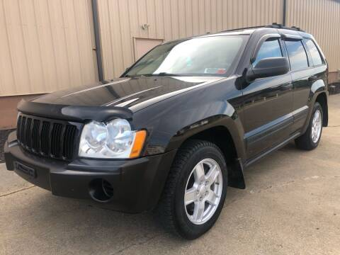 2006 Jeep Grand Cherokee for sale at Prime Auto Sales in Uniontown OH