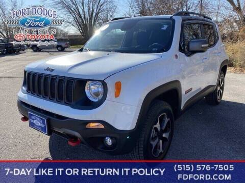 2019 Jeep Renegade for sale at Fort Dodge Ford Lincoln Toyota in Fort Dodge IA