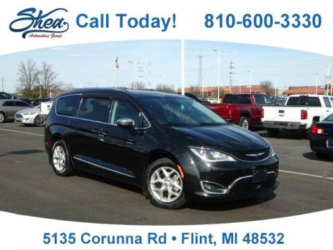 2018 Chrysler Pacifica for sale at Jamie Sells Cars 810 - Linden Location in Flint MI