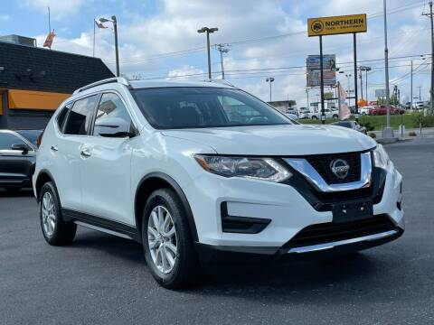 2018 Nissan Rogue for sale at Ole Ben Franklin Motors Clinton Highway in Knoxville TN