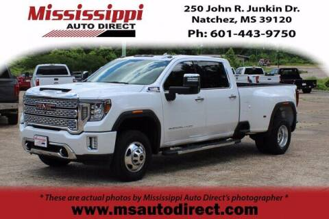 2020 GMC Sierra 3500HD for sale at Auto Group South - Mississippi Auto Direct in Natchez MS