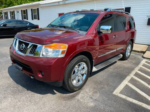 2012 Nissan Armada for sale at NextGen Motors Inc in Mt. Juliet TN