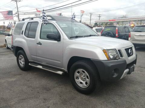 2011 Nissan Xterra for sale at Viking Auto Group in Bethpage NY