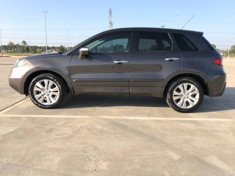 2011 Acura RDX for sale at ALL AMERICAN FINANCE AND AUTO in Houston TX