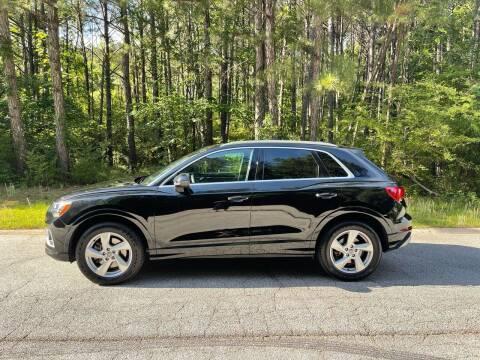 2020 Audi Q3 for sale at MATRIXX AUTO GROUP in Union City GA