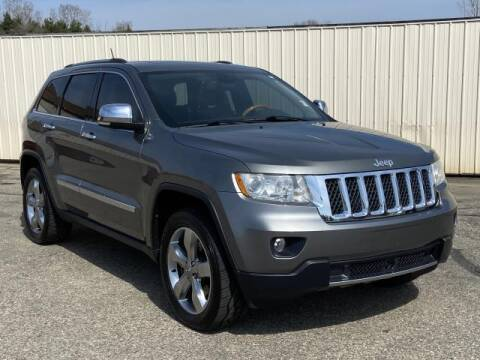 2012 Jeep Grand Cherokee for sale at Miller Auto Sales in Saint Louis MI