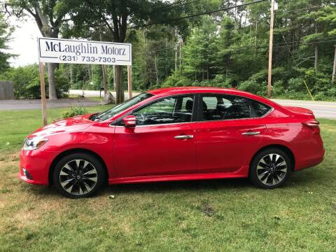 2019 Nissan Sentra for sale at McLaughlin Motorz in North Muskegon MI
