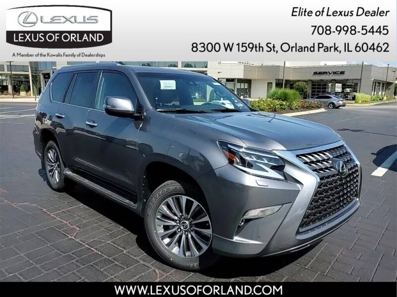 2021 Lexus GX 460 for sale in Orland Park, IL
