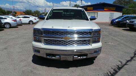 2015 Chevrolet Silverado 1500 for sale at Auto Click in Tucson AZ