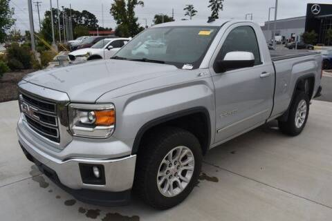 2014 GMC Sierra 1500 for sale at PHIL SMITH AUTOMOTIVE GROUP - MERCEDES BENZ OF FAYETTEVILLE in Fayetteville NC