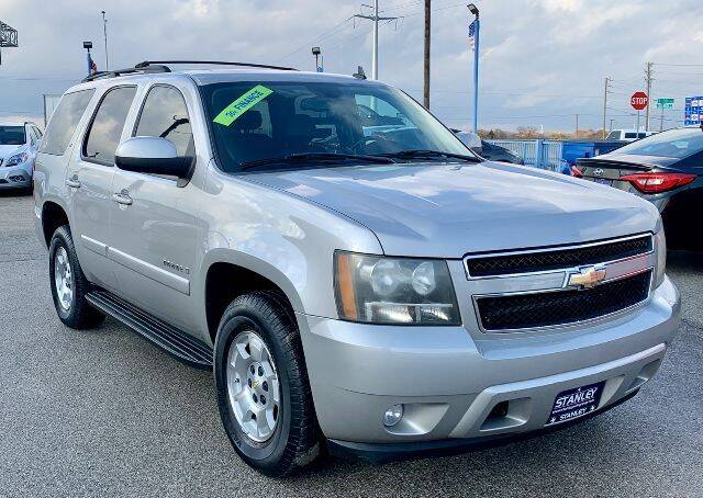 2008 Chevrolet Tahoe for sale at Stanley Automotive Finance Enterprise - STANLEY DIRECT AUTO in Mesquite TX