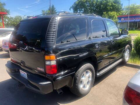 2006 GMC Yukon for sale at Blue Line Auto Group in Portland OR