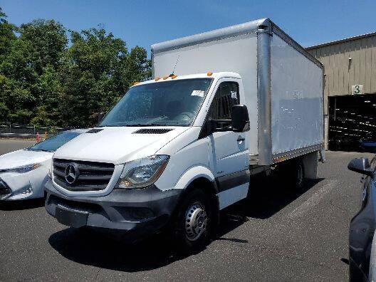 2016 Mercedes-Benz Sprinter Cab Chassis for sale at Adams Auto Group Inc. in Charlotte NC