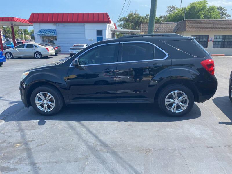 2013 Chevrolet Equinox for sale at Riviera Auto Sales South in Daytona Beach FL