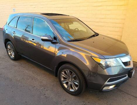 2010 Acura MDX for sale at Cars To Go in Sacramento CA