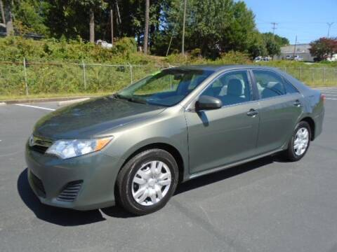 2013 Toyota Camry for sale at Atlanta Auto Max in Norcross GA