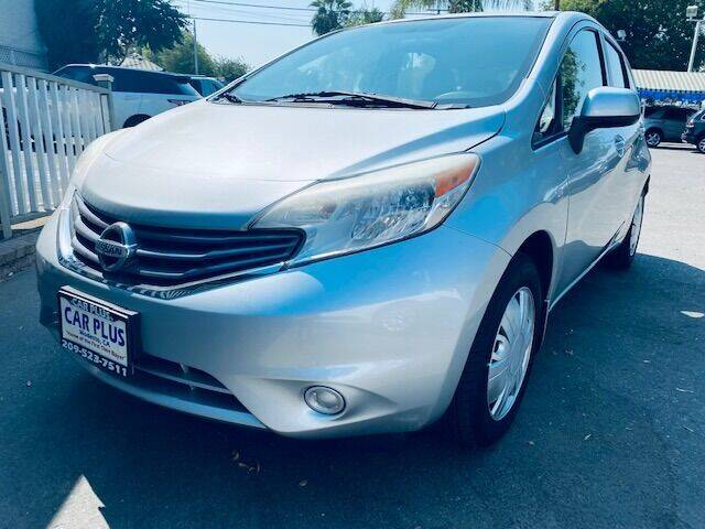 2014 Nissan Versa Note for sale at My Car Plus Center Inc in Modesto CA