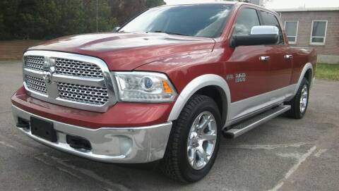 2014 RAM Ram Pickup 1500 for sale at Motor City Idaho in Pocatello ID