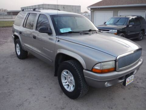 2001 Dodge Durango for sale at Car Corner in Sioux Falls SD