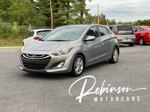 2013 Hyundai Elantra GT for sale at Robinson Motorcars in Hedgesville WV