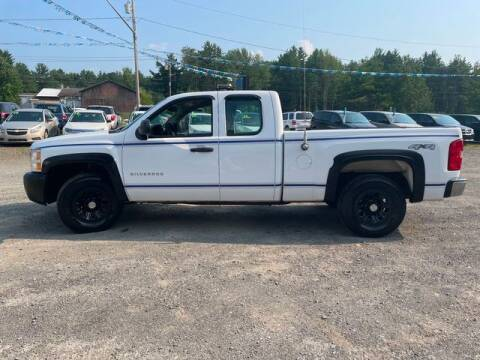 2011 Chevrolet Silverado 1500 for sale at Upstate Auto Sales Inc. in Pittstown NY