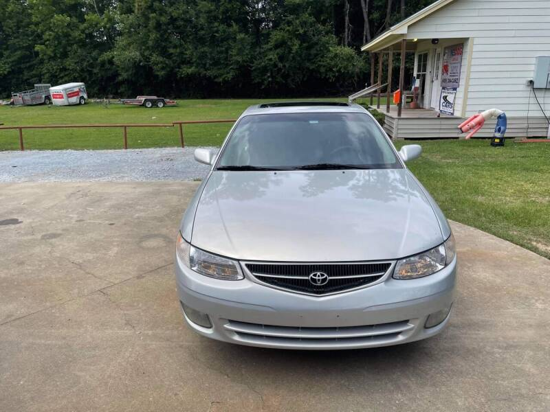 1999 Toyota Camry Solara for sale in Silsbee, TX