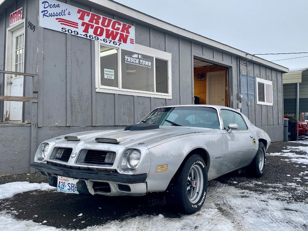Used 1975 Pontiac Firebird For Sale Carsforsale Com