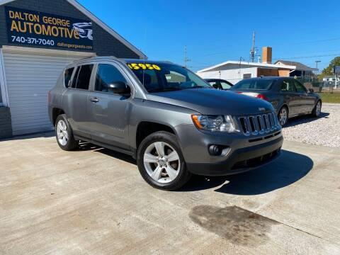 2011 Jeep Compass for sale at Dalton George Automotive in Marietta OH